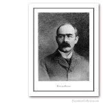 Portrait of Rudyard Kipling (1)