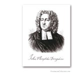 John Theophilus Desaguliers Founder of the Premier Grand Lodge